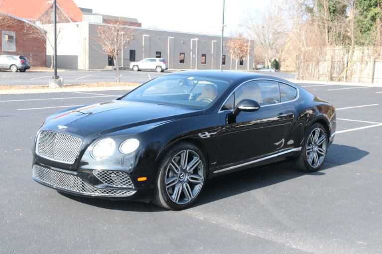 Used 2016 Bentley Continental  GT AWD GT for sale Sold at Auto Collection in Murfreesboro TN 37130 2