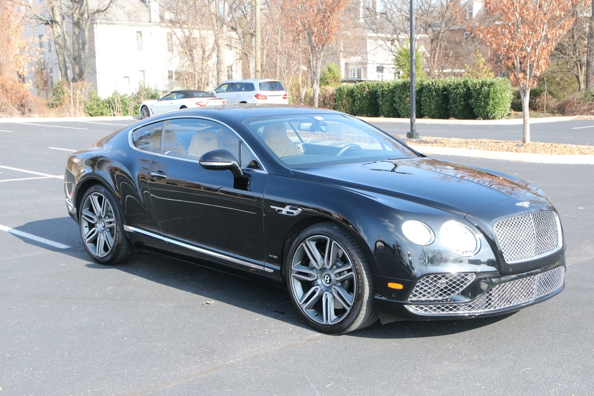 Used 2016 Bentley Continental  GT AWD GT for sale Sold at Auto Collection in Murfreesboro TN 37130 1