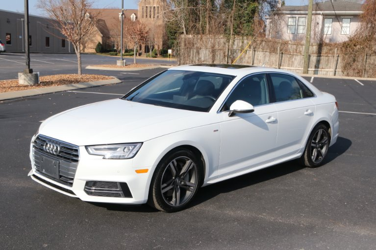 Used 2017 Audi A4  2.0T PREMIUM PLUS QUATTRO W/NAV 2.0T quattro Premium Plus for sale Sold at Auto Collection in Murfreesboro TN 37129 2