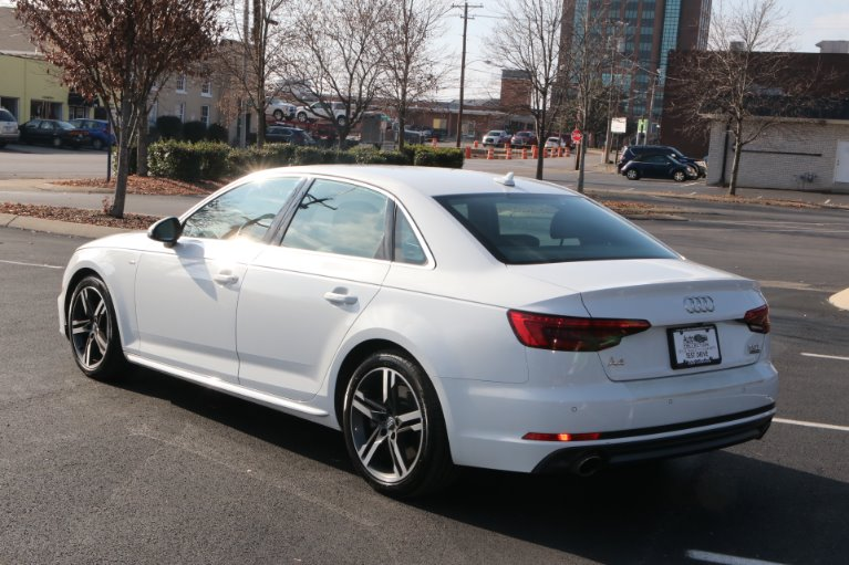 Used 2017 Audi A4  2.0T PREMIUM PLUS QUATTRO W/NAV 2.0T quattro Premium Plus for sale Sold at Auto Collection in Murfreesboro TN 37130 4