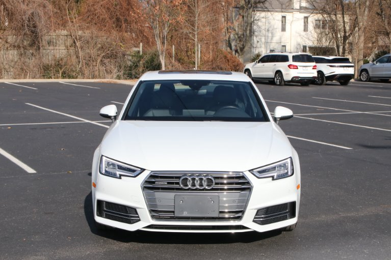 Used 2017 Audi A4  2.0T PREMIUM PLUS QUATTRO W/NAV 2.0T quattro Premium Plus for sale Sold at Auto Collection in Murfreesboro TN 37129 5