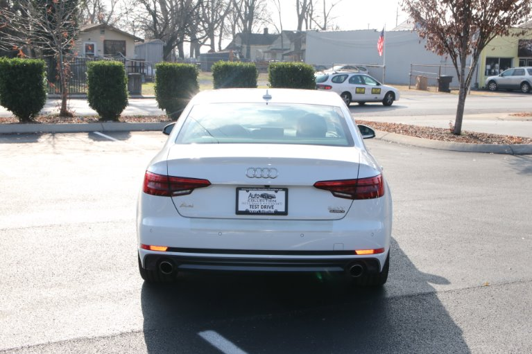 Used 2017 Audi A4  2.0T PREMIUM PLUS QUATTRO W/NAV 2.0T quattro Premium Plus for sale Sold at Auto Collection in Murfreesboro TN 37129 6