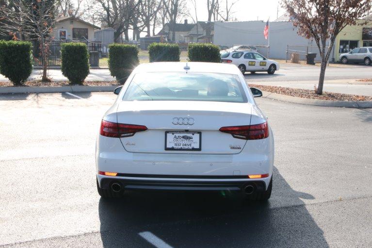 Used 2017 Audi A4  2.0T PREMIUM PLUS QUATTRO W/NAV 2.0T quattro Premium Plus for sale Sold at Auto Collection in Murfreesboro TN 37130 6