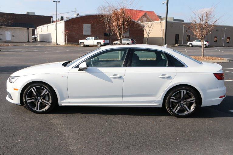 Used 2017 Audi A4  2.0T PREMIUM PLUS QUATTRO W/NAV 2.0T quattro Premium Plus for sale Sold at Auto Collection in Murfreesboro TN 37130 7