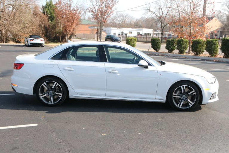 Used 2017 Audi A4  2.0T PREMIUM PLUS QUATTRO W/NAV 2.0T quattro Premium Plus for sale Sold at Auto Collection in Murfreesboro TN 37129 8