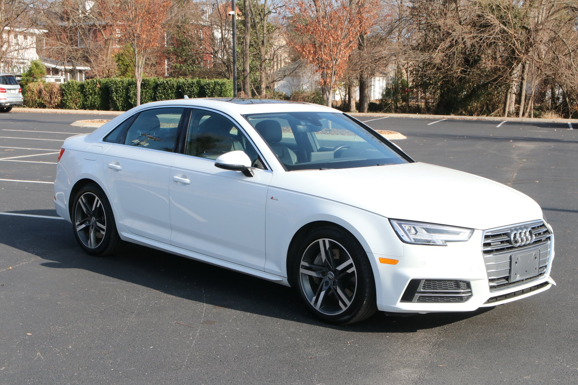 Used 2017 Audi A4  2.0T PREMIUM PLUS QUATTRO W/NAV 2.0T quattro Premium Plus for sale Sold at Auto Collection in Murfreesboro TN 37129 1