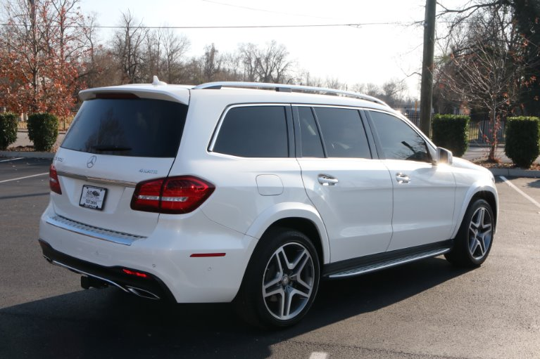 Used 2017 Mercedes-Benz GLS GLS 550 for sale Sold at Auto Collection in Murfreesboro TN 37129 3