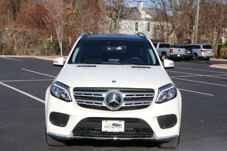 Used 2017 Mercedes-Benz GLS GLS 550 for sale Sold at Auto Collection in Murfreesboro TN 37129 5