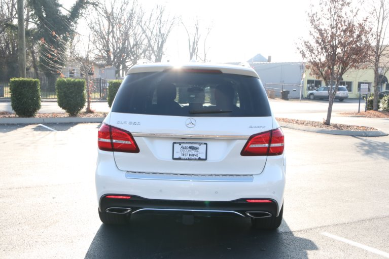 Used 2017 Mercedes-Benz GLS GLS 550 for sale Sold at Auto Collection in Murfreesboro TN 37129 6