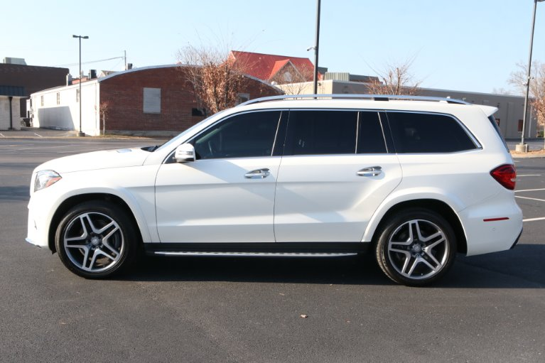 Used 2017 Mercedes-Benz GLS GLS 550 for sale Sold at Auto Collection in Murfreesboro TN 37130 7