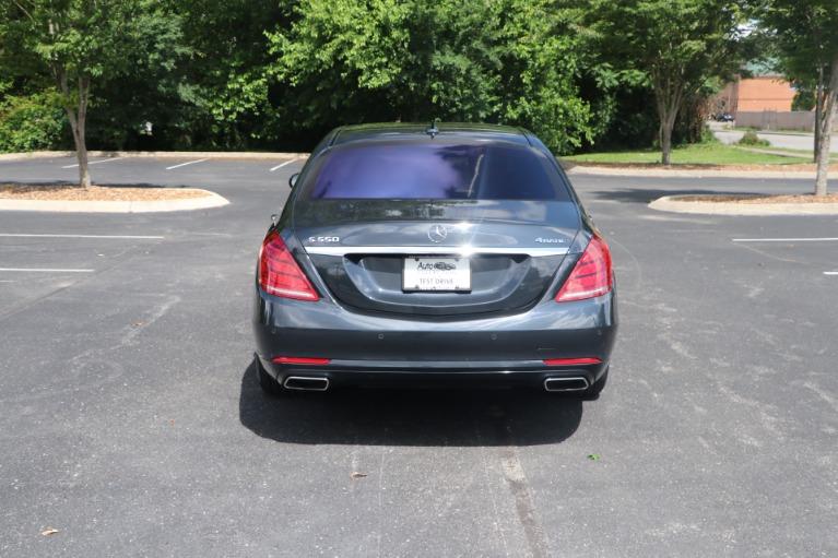 Used 2017 Mercedes-Benz S550 4MATIC PREMIUM W/NAV for sale $59,950 at Auto Collection in Murfreesboro TN 37130 6
