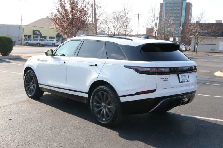 Used 2018 Land Rover Range Rover Velar R-DYNAMIC SE DIESEL D180 R-Dynamic SE for sale Sold at Auto Collection in Murfreesboro TN 37130 4