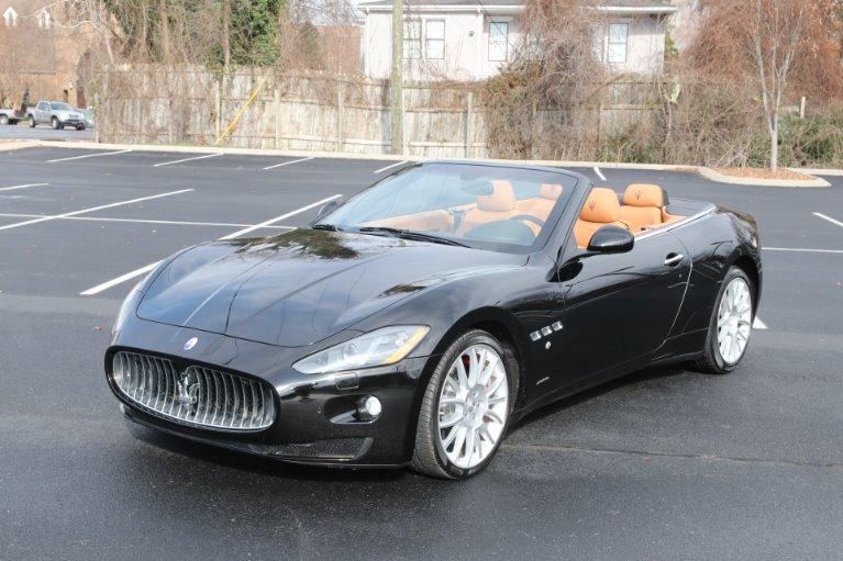 Used 2015 Maserati GranTurismo for sale Sold at Auto Collection in Murfreesboro TN 37130 2
