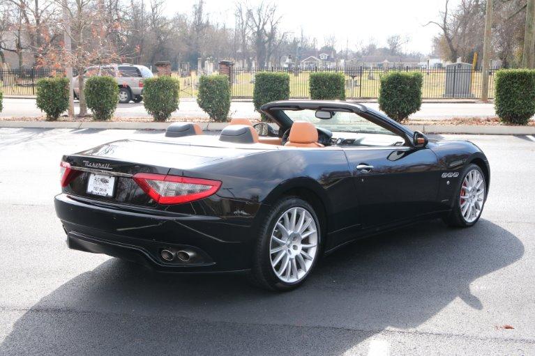 Used 2015 Maserati GranTurismo for sale Sold at Auto Collection in Murfreesboro TN 37130 3