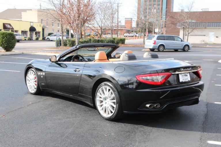 Used 2015 Maserati GranTurismo for sale Sold at Auto Collection in Murfreesboro TN 37130 4