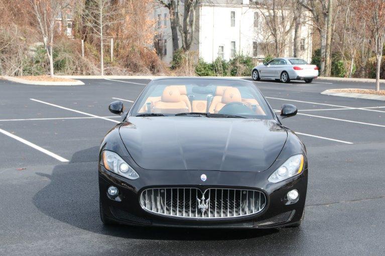 Used 2015 Maserati GranTurismo for sale Sold at Auto Collection in Murfreesboro TN 37130 5