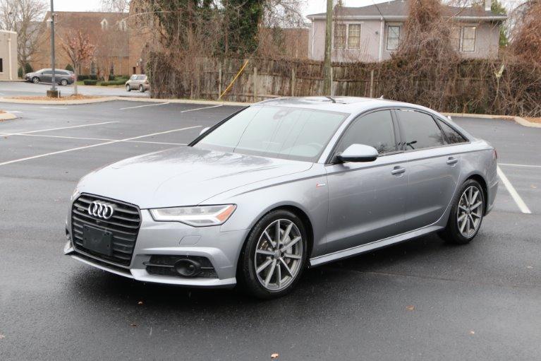 Used 2017 Audi A6 PREMIUM PLUS 3.0 TFSI QUATTRO W/NAV 3.0T quattro Premium Plus for sale Sold at Auto Collection in Murfreesboro TN 37130 2