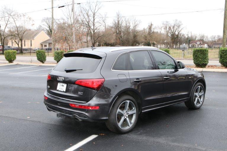 Used 2017 Audi Q5 PREMIUM PLUS S-LINE AWD W/NAV 3.0T quattro Premium Plus for sale Sold at Auto Collection in Murfreesboro TN 37130 3