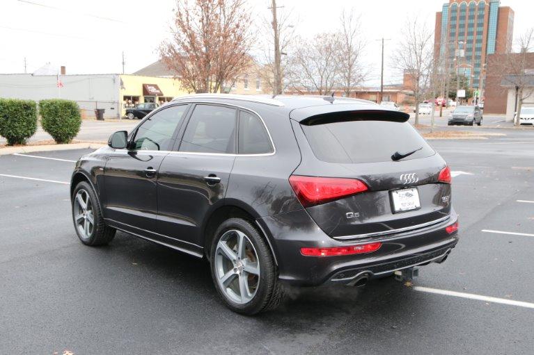 Used 2017 Audi Q5 PREMIUM PLUS S-LINE AWD W/NAV 3.0T quattro Premium Plus for sale Sold at Auto Collection in Murfreesboro TN 37130 4