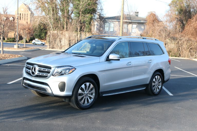 Used 2019 Mercedes-Benz GLS450 4MATIC GLS 450 for sale Sold at Auto Collection in Murfreesboro TN 37130 2