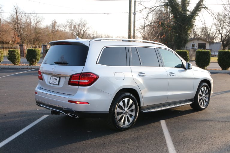 Used 2019 Mercedes-Benz GLS450 4MATIC GLS 450 for sale Sold at Auto Collection in Murfreesboro TN 37130 3