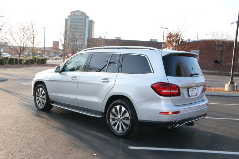 Used 2019 Mercedes-Benz GLS450 4MATIC GLS 450 for sale Sold at Auto Collection in Murfreesboro TN 37130 4