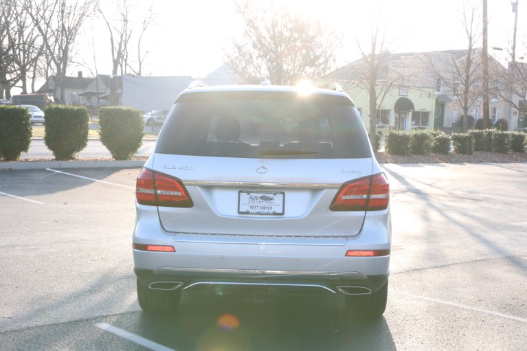 Used 2019 Mercedes-Benz GLS450 4MATIC GLS 450 for sale Sold at Auto Collection in Murfreesboro TN 37130 6