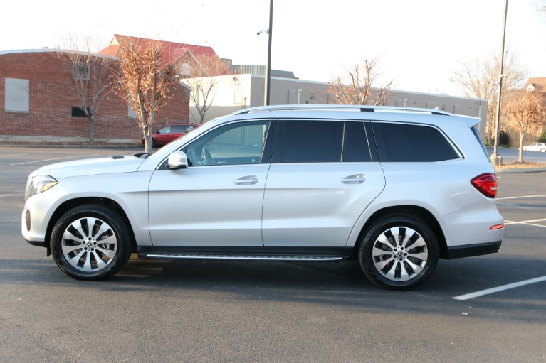 Used 2019 Mercedes-Benz GLS450 4MATIC GLS 450 for sale Sold at Auto Collection in Murfreesboro TN 37130 7