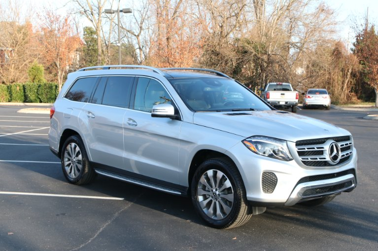 Used 2019 Mercedes-Benz GLS450 4MATIC GLS 450 for sale Sold at Auto Collection in Murfreesboro TN 37130 1