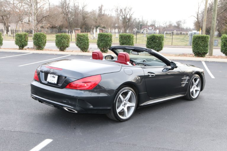 Used 2018 Mercedes-Benz SL550 ROADSTER W/NAV SL 550 for sale Sold at Auto Collection in Murfreesboro TN 37130 3