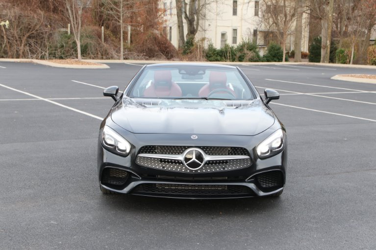Used 2018 Mercedes-Benz SL550 ROADSTER W/NAV SL 550 for sale Sold at Auto Collection in Murfreesboro TN 37130 5