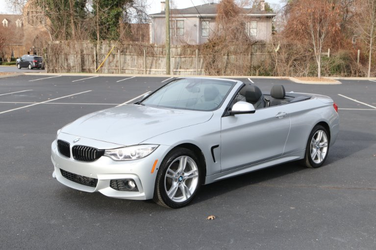 Used 2017 BMW 430i XDRIVE M SPORT CONVERTIBLE AWD W/NAV 430i xDrive for sale Sold at Auto Collection in Murfreesboro TN 37130 2