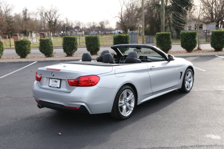 Used 2017 BMW 430i XDRIVE M SPORT CONVERTIBLE AWD W/NAV 430i xDrive for sale Sold at Auto Collection in Murfreesboro TN 37130 3