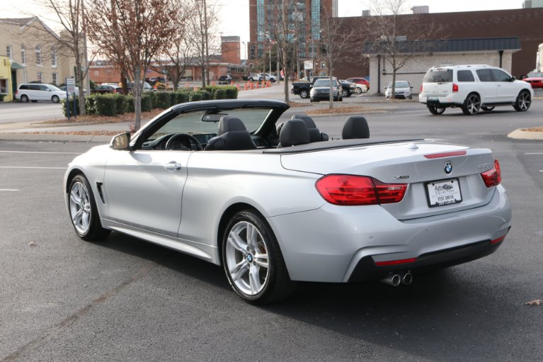 Used 2017 BMW 430i XDRIVE M SPORT CONVERTIBLE AWD W/NAV 430i xDrive for sale Sold at Auto Collection in Murfreesboro TN 37130 4