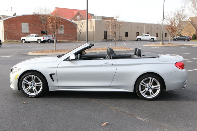 Used 2017 BMW 430i XDRIVE M SPORT CONVERTIBLE AWD W/NAV 430i xDrive for sale Sold at Auto Collection in Murfreesboro TN 37130 7