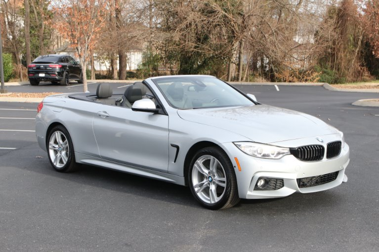 Used 2017 BMW 430i XDRIVE M SPORT CONVERTIBLE AWD W/NAV 430i xDrive for sale Sold at Auto Collection in Murfreesboro TN 37130 1
