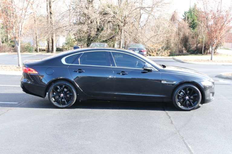 Used 2017 Jaguar XF PREMIUM RWD DIESEL W/NAV 20d Premium for sale Sold at Auto Collection in Murfreesboro TN 37130 8