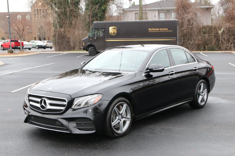 Used 2017 Mercedes-Benz E300 SPORT RWD W/NAV E 300 for sale Sold at Auto Collection in Murfreesboro TN 37130 2