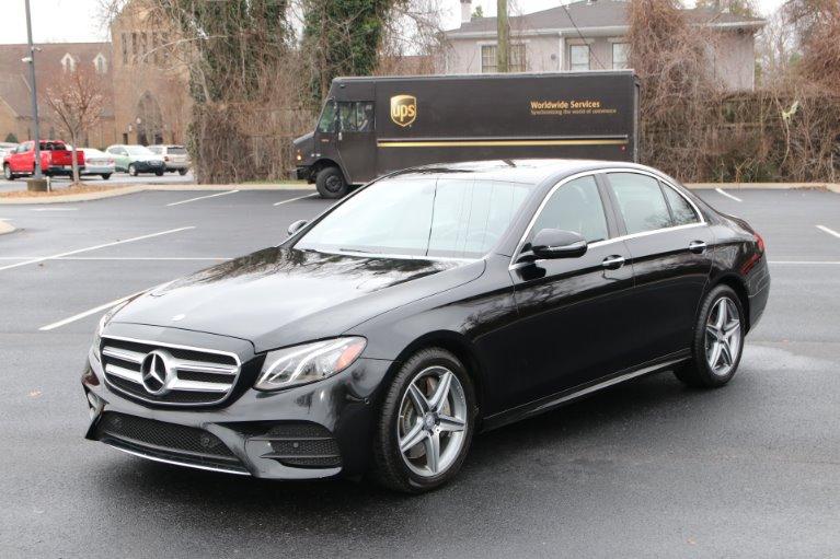 Used 2017 Mercedes-Benz E300 SPORT RWD W/NAV E 300 for sale Sold at Auto Collection in Murfreesboro TN 37130 2