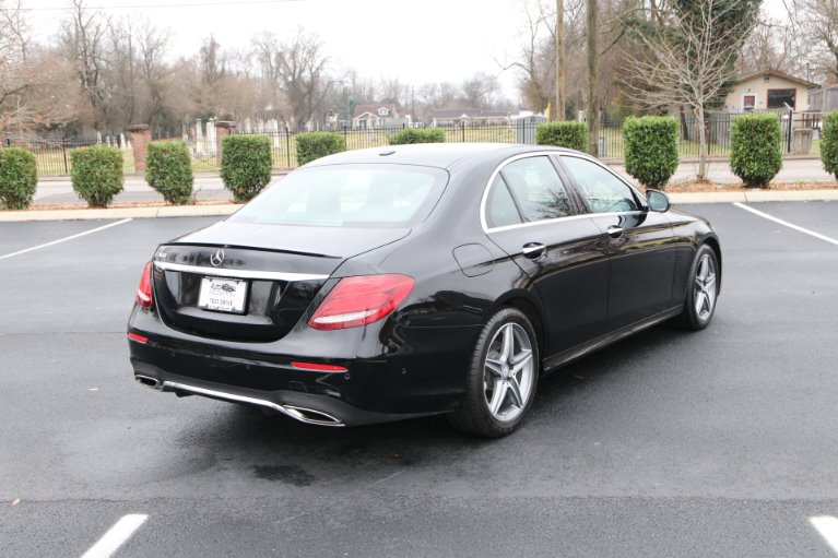 Used 2017 Mercedes-Benz E300 SPORT RWD W/NAV E 300 for sale Sold at Auto Collection in Murfreesboro TN 37130 3