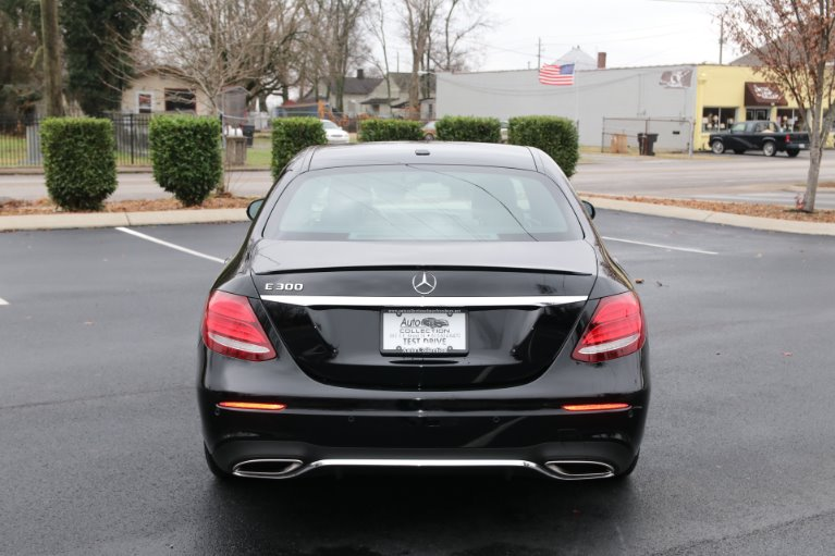 Used 2017 Mercedes-Benz E300 SPORT RWD W/NAV E 300 for sale Sold at Auto Collection in Murfreesboro TN 37130 6