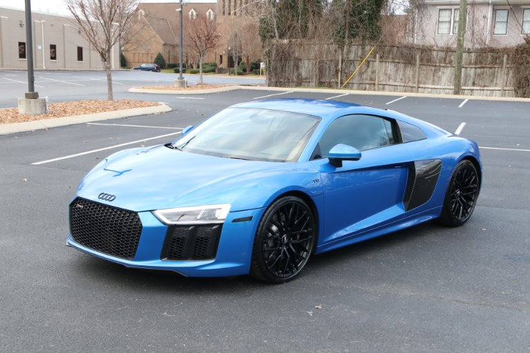 Used 2018 Audi R8 V10 COUPE QUATTRO S TRONIC W/NAV 5.2 quattro V10 for sale Sold at Auto Collection in Murfreesboro TN 37130 2