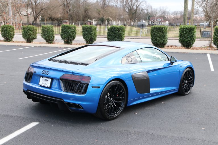Used 2018 Audi R8 V10 COUPE QUATTRO S TRONIC W/NAV 5.2 quattro V10 for sale Sold at Auto Collection in Murfreesboro TN 37130 3
