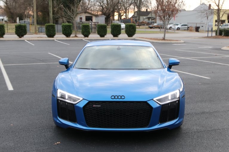 Used 2018 Audi R8 V10 COUPE QUATTRO S TRONIC W/NAV 5.2 quattro V10 for sale Sold at Auto Collection in Murfreesboro TN 37130 5