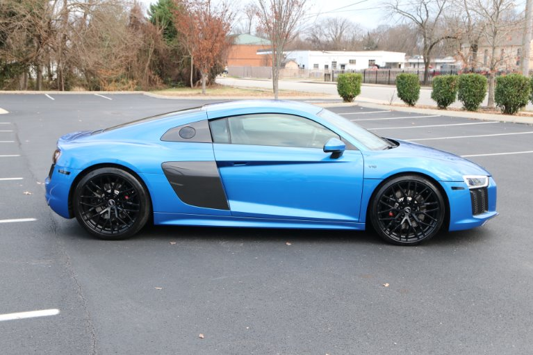 Used 2018 Audi R8 V10 COUPE QUATTRO S TRONIC W/NAV 5.2 quattro V10 for sale Sold at Auto Collection in Murfreesboro TN 37130 8