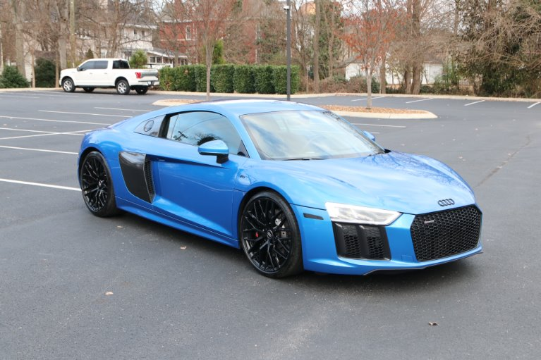 Used 2018 Audi R8 V10 COUPE QUATTRO S TRONIC W/NAV 5.2 quattro V10 for sale Sold at Auto Collection in Murfreesboro TN 37130 1
