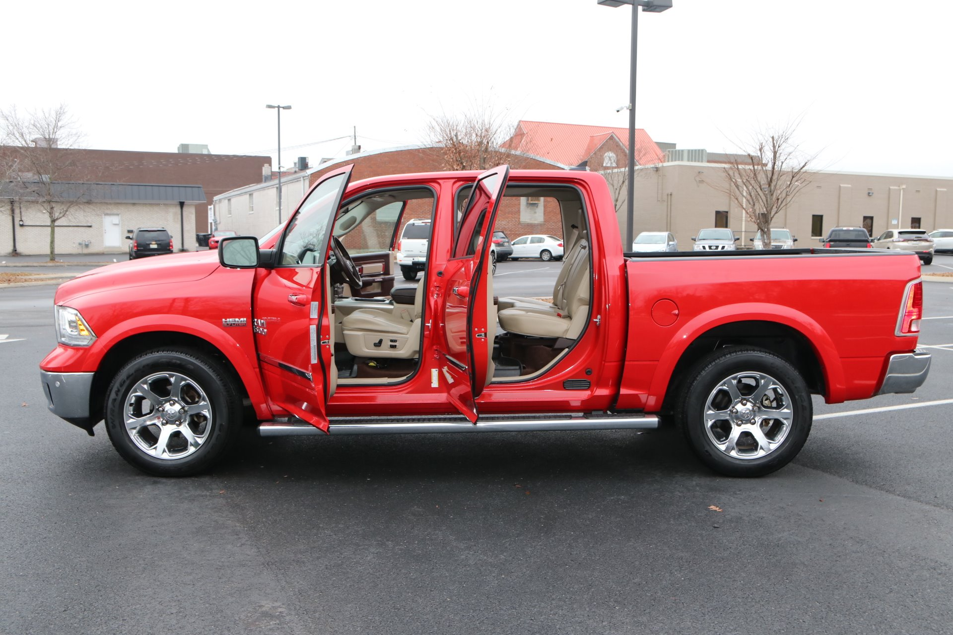Used 2016 Ram Ram Pickup 1500 Laramie for sale Sold at Auto Collection in Murfreesboro TN 37130 1