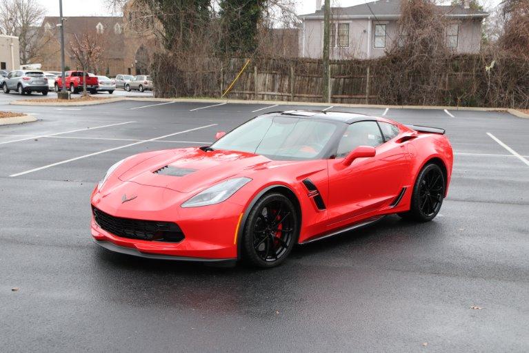 Used 2019 Chevrolet Corvette GRAND SPORT W/1LT Grand Sport for sale Sold at Auto Collection in Murfreesboro TN 37130 2