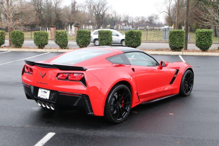Used 2019 Chevrolet Corvette GRAND SPORT W/1LT Grand Sport for sale Sold at Auto Collection in Murfreesboro TN 37130 3