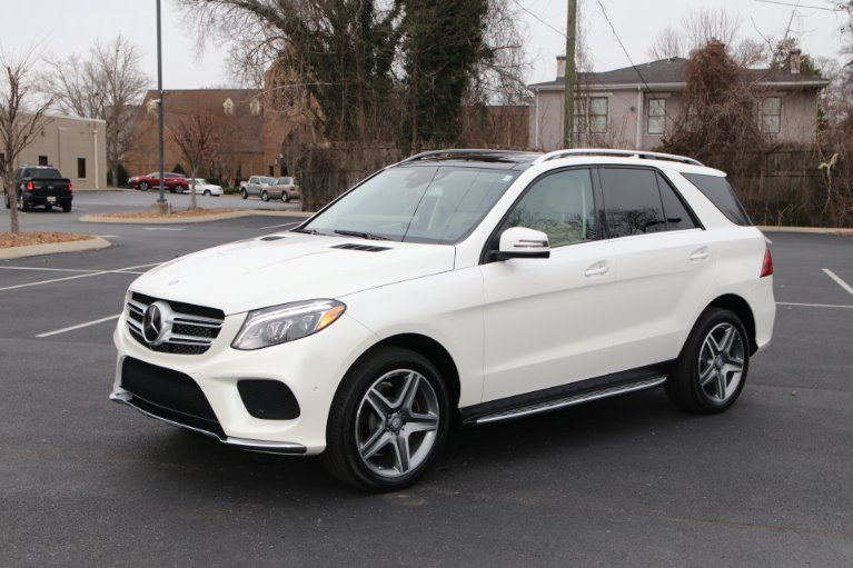 Used 2016 Mercedes-Benz GLE400 4MATIC AWD W/NAV TV DVD GLE 400 4MATIC for sale Sold at Auto Collection in Murfreesboro TN 37130 2